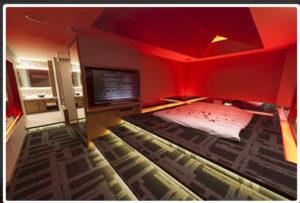 他にもさまざまなコンセプトの部屋があるので、気分に合わせて選ぶことが出来るのは楽しいことなのではないでしょうか!