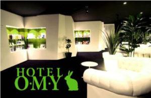 2.ウェルカムドリンクでお出迎え!HOTEL O・M・Y