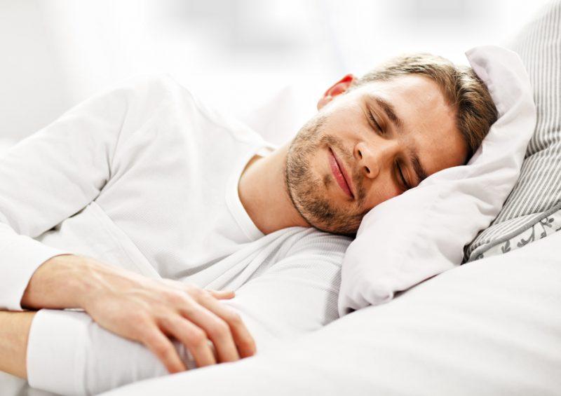 メンズシャンプーでさらさらにするための睡眠